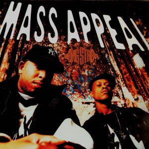 Gang Starr - Mass appeal  - 12''