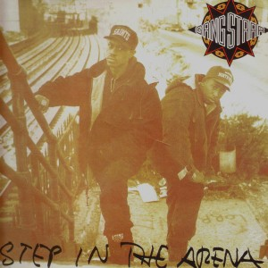 Gang Starr - Step in the arena - LP