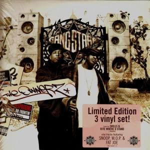 Gang Starr - The ownerz - 3LP
