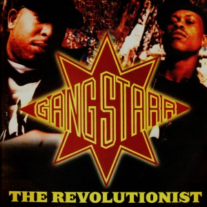 Gang Starr - The revolutionist - 12''