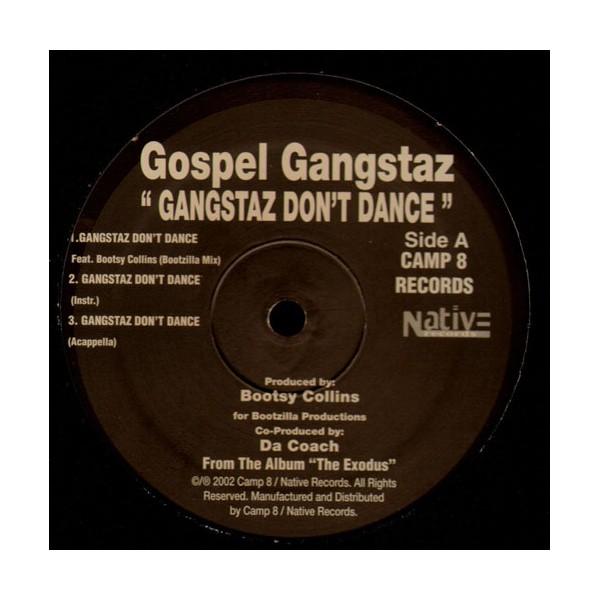 Gospel Gangstaz Gangstaz Don T Dance Caught Up 12