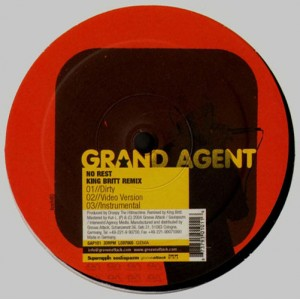 Grand Agent - No rest / This is what they meant - 12''