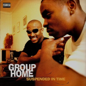 Group Home - Suspended in time / tha realness - US ORG 12''