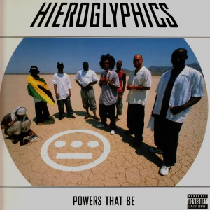 Hieroglyphics - Powers that be / Let it roll - 12''