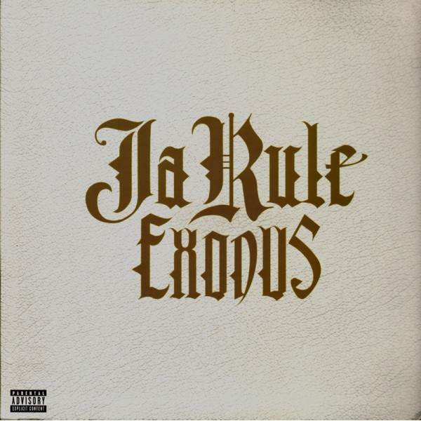 Ja Rule Exodus 2lp Temple Of Deejays