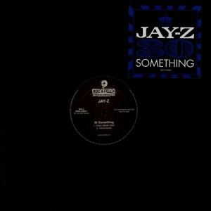 Jay-Z - 30 Something - promo 12''