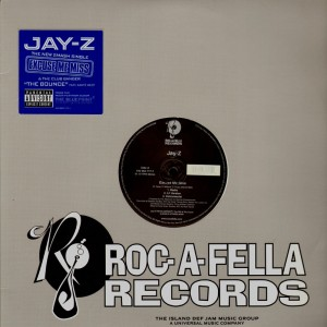 Jay-Z - Excuse me miss / The bounce - 12''