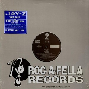 Jay-Z - Hovi Baby / U don't know (remix) - 12''