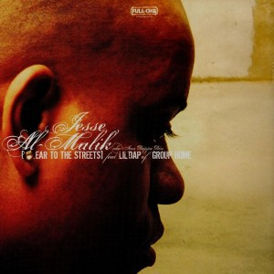 Jesse Al Malik - 100 gunz / Ear to the streets - 12''