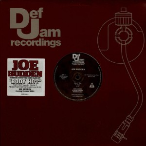 Joe Budden - Body hot - promo 12''