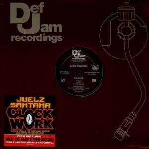 Juelz Santana - Clockwork - promo 12''