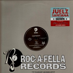 Juelz Santana - Down / Know what - promo 12''