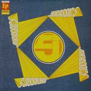 Jurassic 5 - Vinyl EP