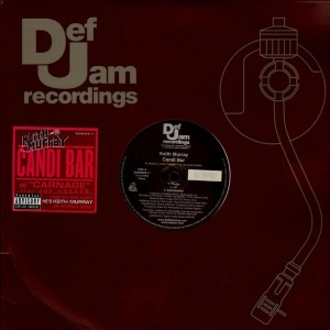 Keith Murray - Candi bar / The carnage - 12''