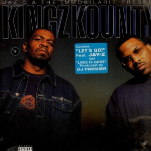 Kingz Kounty - Jaz-O & The Immobilarie presents Kingz Kounty - 2LP