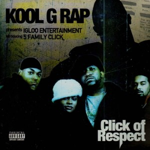 Kool G Rap - Click of Respect - 2LP