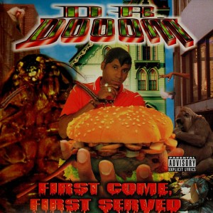 Kool Keith - Dr. Dooom - First come, first served - 2LP