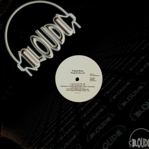 Krayzie Bone - Thug on da line - 2LP