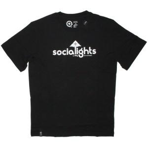 LRG T-shirt - Socialights Tee - Black