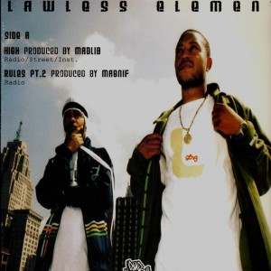 Lawless Element - High / Rules Pt.2 - 12''