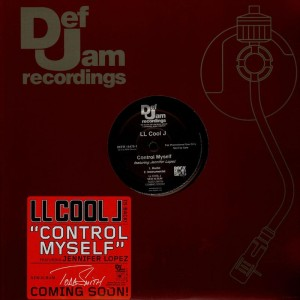 LL Cool J - Control myself - promo 12''