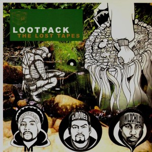 Lootpack - The lost tapes - 2LP