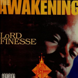 Lord Finesse - The awakening - LP