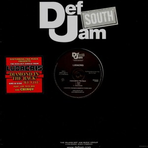Ludacris - Diamond in the back / We got - promo 12''