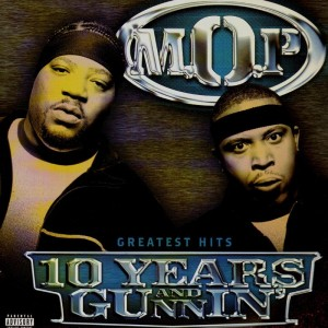 M.O.P. - Greatest hits - 10 years and gunnin' - 2LP