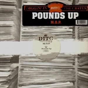 M.O.P. - Pounds up - 12''
