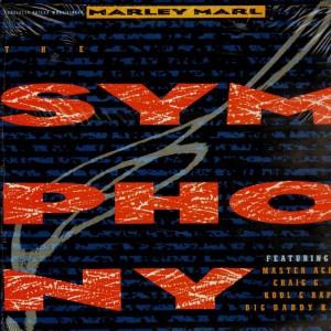 Marley Marl - The symphony / Wack itt - 12''