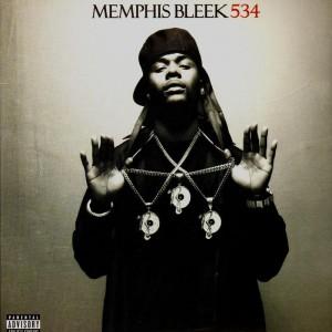 Memphis Bleek - 534 - 2LP
