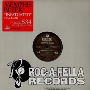 Memphis Bleek - Infatuated - promo 12''