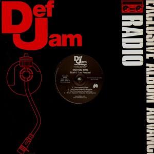 Method Man - Tical 0 : The Prequel  - Radio Advance 2LP