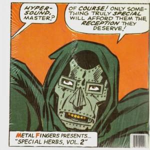 MF Doom - Special herbs vol.1&2 - 2LP