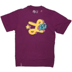 LRG T-shirt - I want my LRG Tee - New Purple