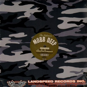 Mobb Deep - Solidified / It's Over - 12''