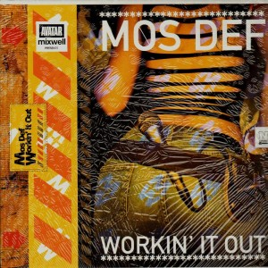 Mos Def - Workin' it out - 12''