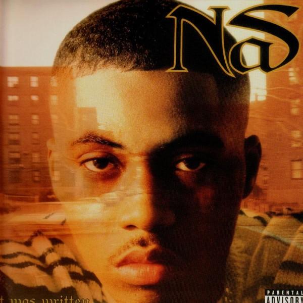 Nas It Was Written 2lp Temple Of Deejays