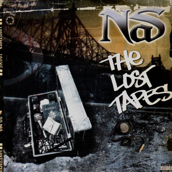 Nas The Lost Tapes 2lp Temple Of Deejays