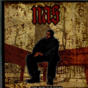 Nas - The world is yours - 12''