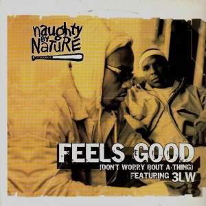Naughty By Nature - Feels good - 12''