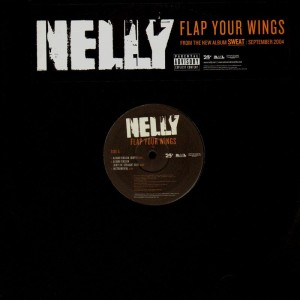 Nelly - Flap Your wings - 12''