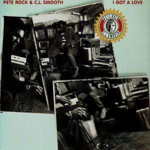 Pete Rock & C.L. Smooth - I got a love / the main ingredient - 12''