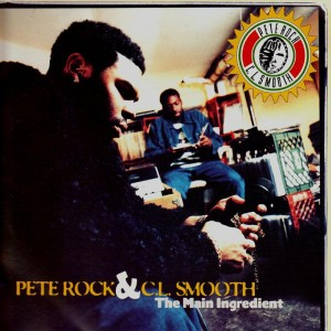 Pete Rock & C.L. Smooth - The Main Ingredient - 2LP