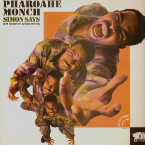Pharoahe Monch - Simon says / behind closed doors - 12''