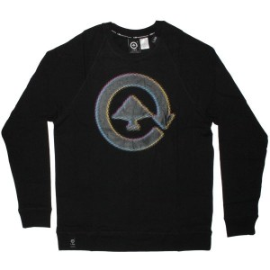 LRG T-shirt - Vicious Cycle Cremneck - Black