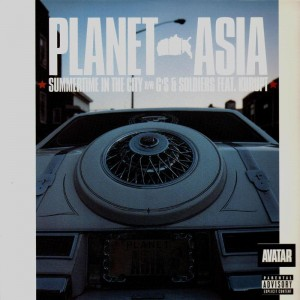 Planet Asia - Summertime in the city / G's & soldiers - 12''