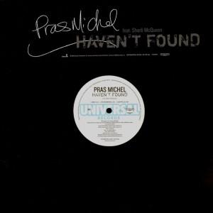 Pras Michel - Haven't found - promo 12''