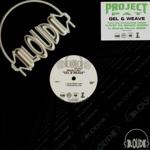 Project Pat - Gel & wave - promo 12''